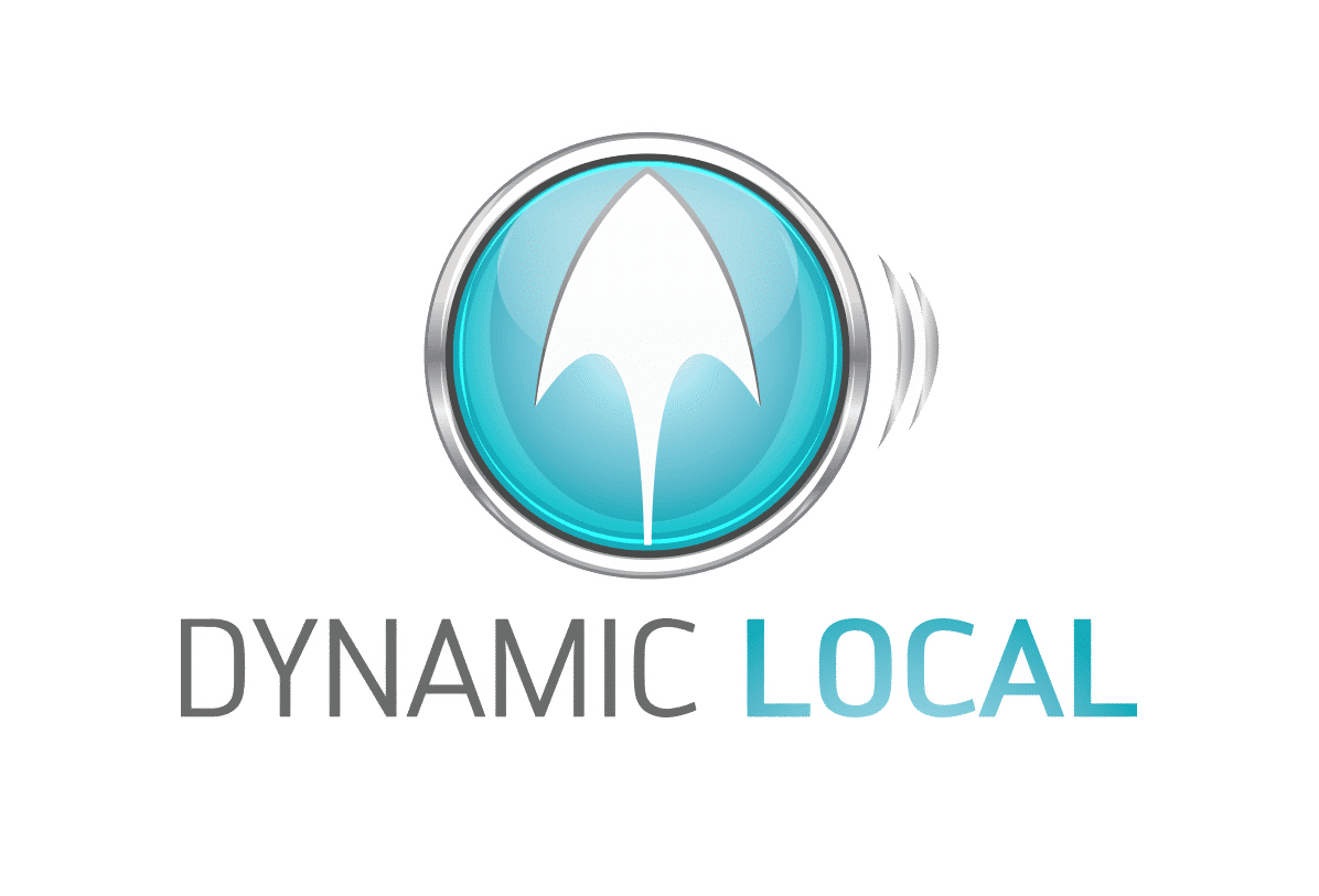 Dynamic Local official logo.